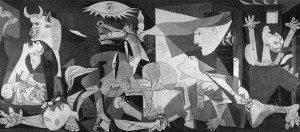 Guernica, Pablo Picasso (1937)
