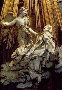 Santa Teresa de Jesús, Lorenzo Bernini